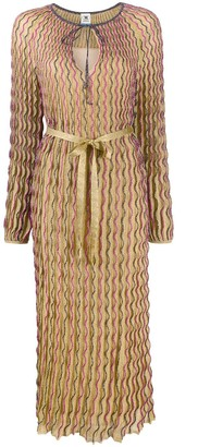 Missoni Zigzag Stripe Maxi Dress