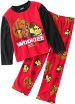 Star Wars Angry birds fleece pajama set - boys 4-10