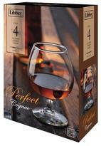 Libbey Perfect Cognac 4 Piece Set