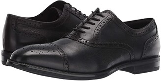 Kenneth Cole New York Futurepod Lace-Up (Black) Men's Shoes