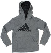 adidas Big Boys Youth Ultimate Fleece Pull Over Hoodie