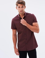 Stretch Printed Shirt