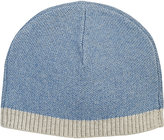 Barneys New York Stockinette-Stitched Hat