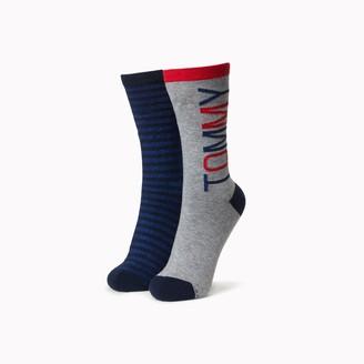 Tommy Hilfiger Tommy Stripe Dress Sock 2PK