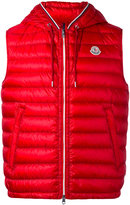 Moncler Cyriaque padded gilet - men - Feather Down/Polyamide - 2
