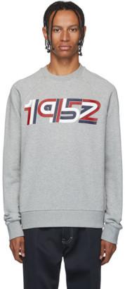 MONCLER GENIUS 2 Moncler 1952 Grey Maglia Sweatshirt