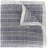 Eleventy woven linen scarf