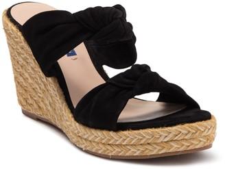 Stuart Weitzman Sarina Espadrille Wedge Sandal