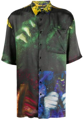 Ottolinger Graphic-Print Short-Sleeve Shirt
