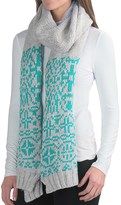 Chaos Beryl Knit Scarf (For Women)