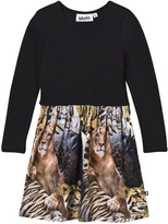 Molo Credence Wild Cats Dress