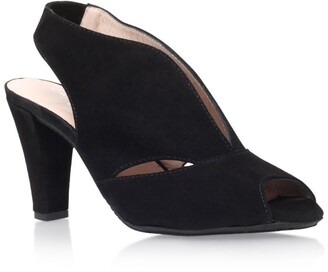 Carvela Suede Arabella Pumps 90