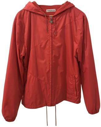 Umbro X Kim Jones Red Polyester Jackets