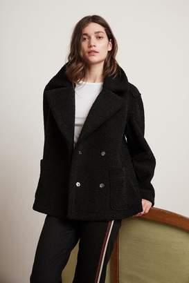 Velvet by Graham & Spencer Yoko Lux Sherpa Oversized Jacket