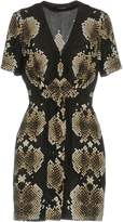 Roberto Cavalli Short dresses - Item 34734157