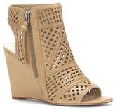 Vince Camuto Xabrina – Geo-Perforated Wedge Sandal