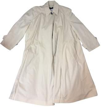 Gianfranco Ferre Beige Cotton Coats