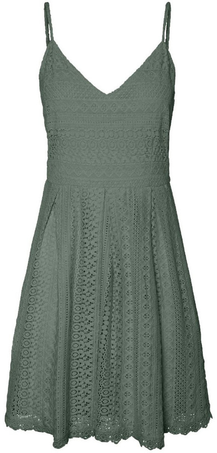 Vero Moda Honey Lace Singlet Dress