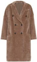 Brunello Cucinelli Alpaca and wool coat