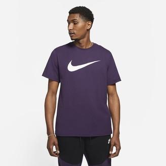 Nike Men's T-Shirt Sportswear Swoosh