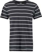Dr.denim Patrick Print Tshirt Black