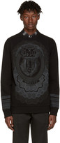 Givenchy Black Money Pullover
