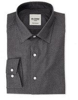 Ben Sherman Black Patterned Dress Shirt