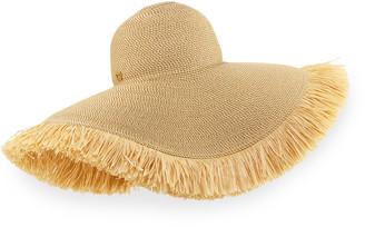 Eric Javits Floppy Fringe Sun Hat