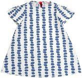 Il Gufo Printed Cotton Poplin Dress
