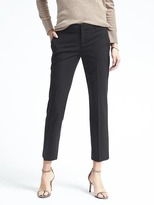 Banana Republic Avery-Fit Lightweight Wool Pant