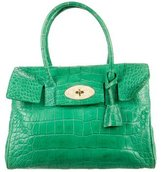 Mulberry Alligator Bayswater Bag