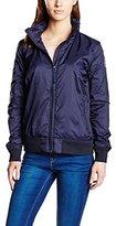 Gaastra Women's Blouse Mao Long Sleeve Jacket Blue Blau (NAVY F40) 8