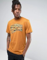 Billionaire Boys Club T-Shirt With Camo Arch Logo