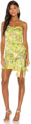 For Love & Lemons Dubois Mini Dress