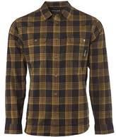 Flylow Chappy Flannel Shirt - Men's Black/Maize M