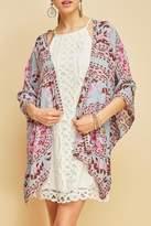 Entro Printed Kimono