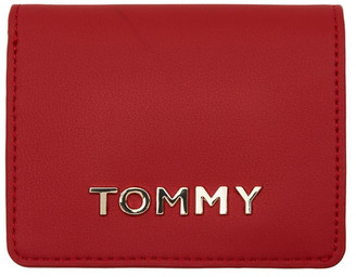 Tommy Hilfiger Item Statement Medium Metal Logo Wallet