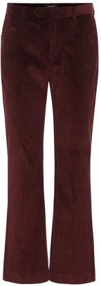 Isabel Marant Mereo high-rise flared pants
