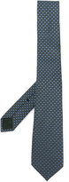 Gucci bee embroidered tie - men - Silk/Cupro - One Size