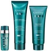 Kérastase Resistance Therapiste Shampoo, Conditioner and Serum Trio