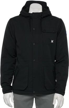 Hurley Men's Bryden Hooded Jacket