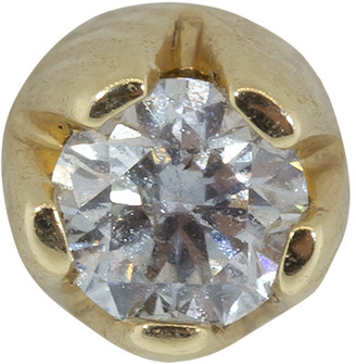 Andrea Fohrman 3.0MM Diamond Single Stud
