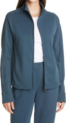 Max Mara Cordoba Cotton Blend Jersey Jacket