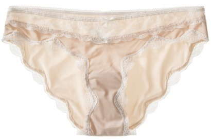 Gilligan & O'Malley® Women's Micro With Lace Bikini - Assorted Colors