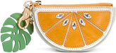 See by Chloe lemon coin purse - women - Cotton/Calf Leather - One Size