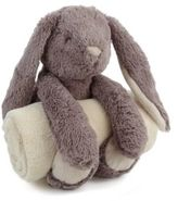 Elegant Baby Baby's Bunny Bedtime Huggie/Blanket