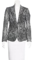 Kelly Wearstler Botany Cheetah Print Blazer w/ Tags