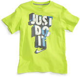Nike T-Shirt, Boys Just Do It Constant Tee