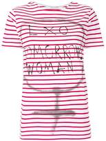 Each X Other striped T-shirt