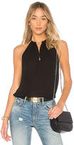 Ramy Brook Aimee Tank in Black. - size M (also in S,XS)
